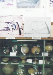 考古学研究所(有馬)展示風景2