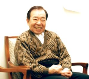 宮前区観光協会顧問小泉さん