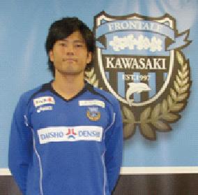2011.1カッパーク(鷺沼)川崎フロンターレ小宮山選手