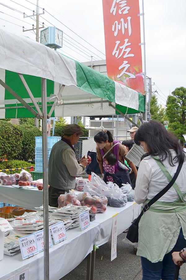 宮前区民祭-佐久市