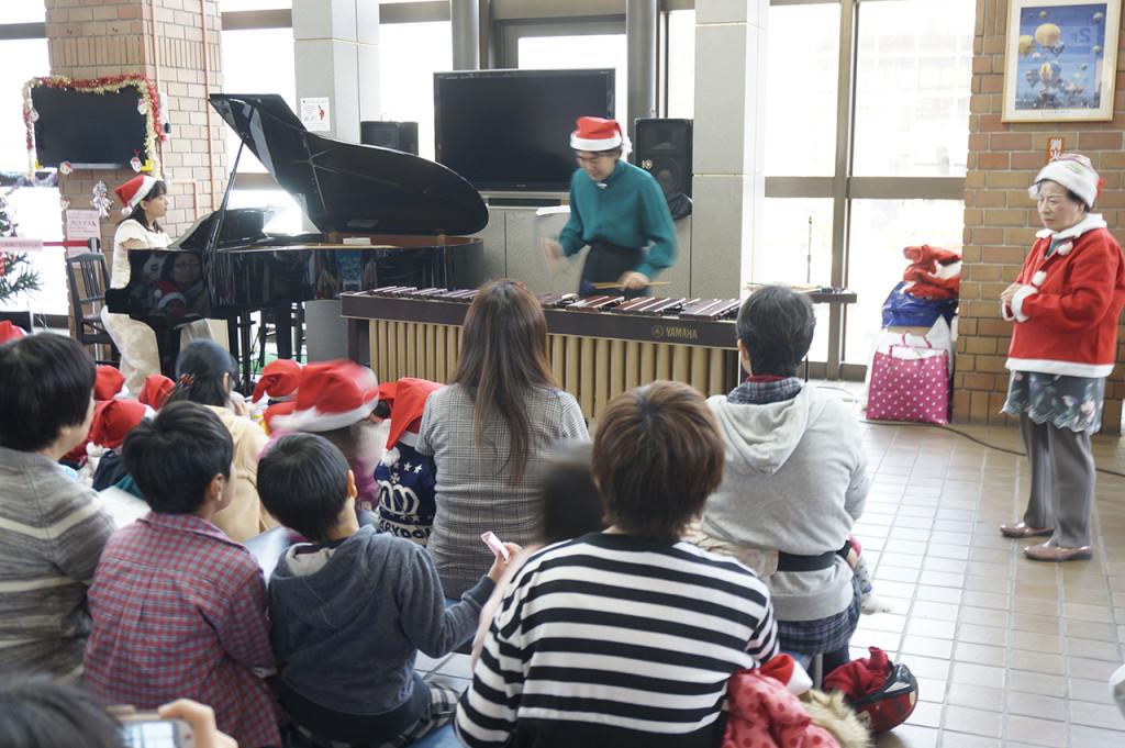 宮前区文化協会クリスマス会