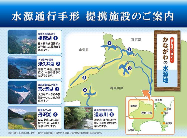 神奈川水源手形